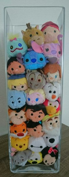 My new idea how to display my tsumtsum