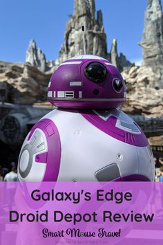 Galaxy's Edge Droid Depot Custom Droid Building Experience (Updated for - Smart Mouse Travel Disney World Trip, Disney Vacations, Family Vacations, Cruise Vacation, Vacation Destinations, Disney Travel, Disney Parks, Walt Disney, Disney Planning