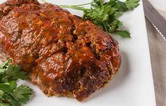 Low-Carb Meatloaf