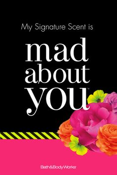 Tell 'em. #MadAboutYou