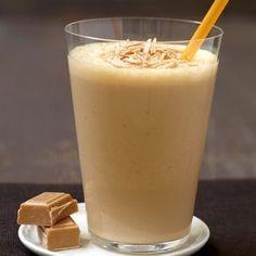 Milk-shake chocolat café