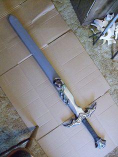 LARP Swords on Behance