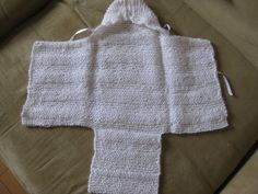 modèle tricot nid d ange facile