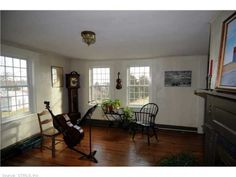 Fabulous artist/writer retreat. Getaway and allow your creativity to blossom. Tranquil and serene setting with view of Little Narragansett bay. Historic borough home situated on 2.4 Acres. Private, open floor plan with enclosed porch. Call for details. Open deck overlooking water. Outbuilding in a flood plain, home is not. Flood insurance paid by seller is about $120.00