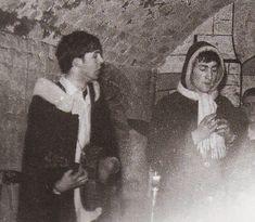 Merry Christmas Paul & John - The #Beatles