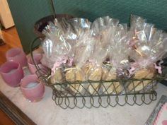 Everyday Delights: My bridal shower: food Homemade Wedding Favors, Bridal Shower Party, Wedding Showers, Food Inspiration, Yummy Food, Snacks, Meals, Shower Ideas, Biscotti
