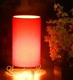 Buy Tucasa Red Coloured Table Lamp by Tu Casa online from Pepperfry. ✓Exclusive Offers ✓Free Shipping ✓EMI Available