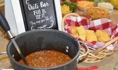 There ain't no party like a chili bar party. Texas is a diverse place, but there are a handful of things that bring us together. Our pride is at the top of the list, which means we take throwing parties very seriously. We plan rowdy tailgates, memorable family reunions or over-the-top birthday bashes down to...