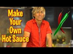 http://www.KetchupMustard.com Easily make your own healthy hot sauce in less than a minute. Its so downright addictive, you'll want to add it to everything. ...