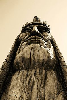 The Totem by Daniela Duncan, via Flickr