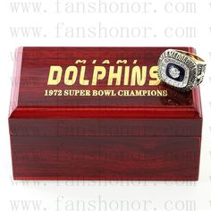 Custom NFL 1972 Super Bowl VII Miami Dolphins Championship Ring  Click Bio to Buy #miamidolphins #godolphins #dolphinsnation #dolphinsfan #miamidolphinscheerleaders #miamidolphinsfootball #championshipring #superbowl #NFL #football #nflmemes #footballgame #nfldraft #superbowl50 #superbowl51 #nfl2016 #nflfootball