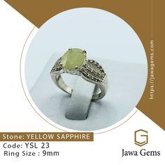 Yellow Sapphire Ring YSL 23 #YellowSapphire ₨ 4500 For more details whatsapp on 03159477284 Free Delivery all over Pakistan The Pukhraj (Yellow Sapphire) Stone protects the wearer from evil and provides marital happiness and satisfaction for women especially #JawaGems #Jawa #YellowSapphire #YellowSapphirering #YellowSapphirebracelet #YellowSapphirependent #YellowSapphireearring #Stone #FemaleRing #Ruby #Feroza #Opal #Turquise #BlackPearl #BuyOnline #Luckystone #gemstone Yellow Sapphire Rings, Sapphire Stone, Sapphire Bracelet, Sapphire Earrings, Agate Ring, Labradorite Ring, Dreams Resorts, Astrology Compatibility, Lucky Stone