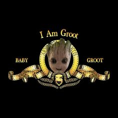 """And instead of a roar he just says """"I am Groot"""" - Visit to grab an amazing super hero shirt now on sale! Marvel Funny, Marvel Memes, Marvel Dc Comics, Marvel Avengers, Minion Avengers, Posters Geek, Bucky Barnes, Gardians Of The Galaxy, Groot Guardians"""