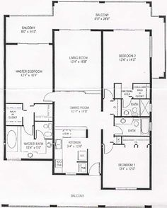 general condo floor plans Nash Hardware Research Pinterest