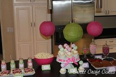Need to store these great party ideas for  next year!!