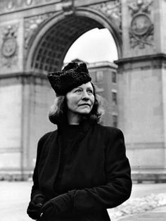 Vincent Millay Standing Outdoors in Washington Square Park by Alfred Eisenstaedt : Subjects Edna St Vincent Millay, Washington Square Park, American Poets, Writers And Poets, World Of Books, Life Magazine, Book Authors, Bibliophile, Nyc