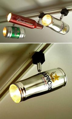 25 Cool DIY Man Cave Ideas