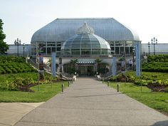 Phipps Conservatory and Botanical Gardens is a complex of buildings and grounds set in Schenley Park, Pittsburgh, Pennsylvania, United States (near the Carnegie Museums in Oakland). It is a City of Pittsburgh historic landmark and is listed on the National Register of Historic Places