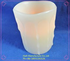 Export led candle from china