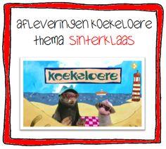 Kleuterjuf in een kleuterklas: Afleveringen Koekeloere | Thema SINTERKLAAS Saint Nicholas, Primary School, Homeschool, Baseball Cards, Kids, Krishna, Unicorn, Travel, Biology