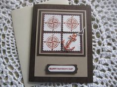 Stampin' Up/PaperTrey Handmade Greeting Card: Father's Day/Birthday (You Pick Theme) on Etsy, $3.75