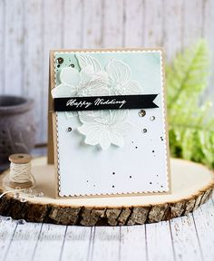 Houses Built of Cards: Happy Wedding
