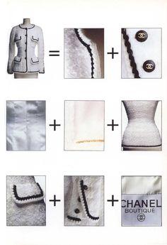 Chanel Jacket details