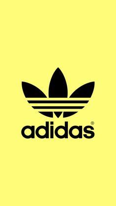 アディダスロゴ/adidas Logo5iPhone壁紙 iPhone 5/5S 6/6S PLUS SE Wallpaper Background