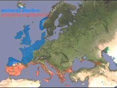 Climi europei, ambienti e biomi (clip-filmato)