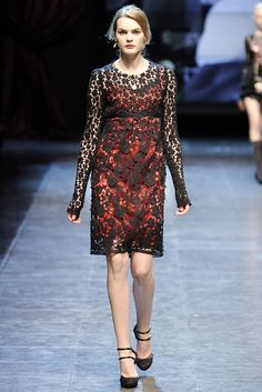 Dolce & Gabbana Fall 2010 Ready-to-Wear - Collection - Gallery - Style.com