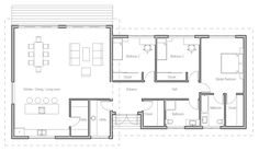 house design house-plan-ch367 10