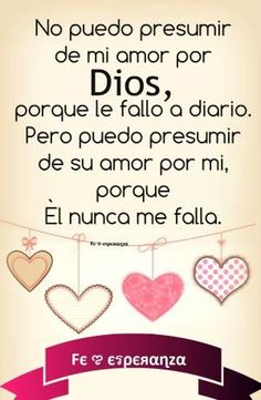 El amor de Dios by willie Christian Messages, Christian Quotes, Bible Quotes, Bible Verses, Me Quotes, God Loves Me, God Jesus, Religious Quotes, Spanish Quotes