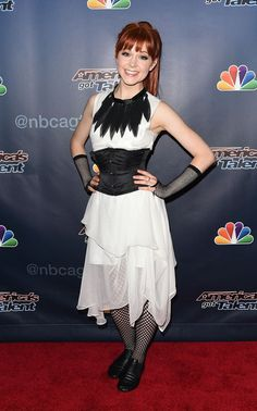 Lindsey Stirling Photos: 'America's Got Talent' Season 9 Post-Show Event