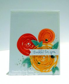 IC545 Swirly Fun! by Weekend Warrior - Cards and Paper Crafts at Splitcoaststampers
