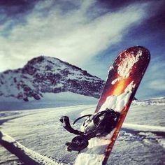 #snowboarding #mountains #winter