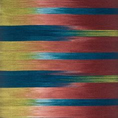 Rebecca Mezoff, Tapestry Artist: Tapestry weaving differently
