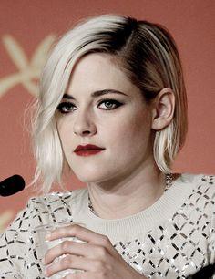 imogenpotts: Kristen Stewart - Personal Shopper press conference at Cannes Film Festival.