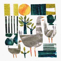 Illustration by Jane Ormes