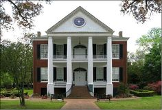 Rosalie Mansion - Natchez, MS; served as Gen. Grant's headquarters