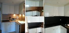 Another renovating project, including the sideboards!