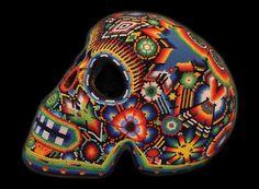 The Huichols - Skull Nr.10