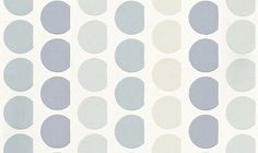 Ditto  Porcelain wallpaper by Prestigious