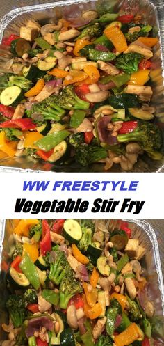 #Vegetable #Stir #Fry Vegetable Stir Fry