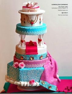 Ashwini, India, www.thedreamcakes.com, www.facebook.com/TheDreamCakes