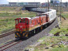 The South African Class 36-000 of 1975 is a South African diesel-electric locomotive from the South African Railways era.  Between June 1975 and 1981 the South African Railways placed one hundred and twenty-four Class 36-000 General Electric type SG10B diesel-electric locomotives in service
