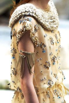 """miss-mandy-m: """"Chanel Cruise 2018 detail """""""