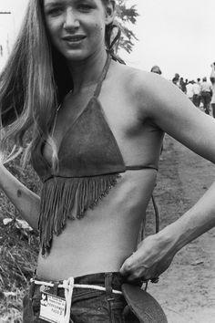 Todos compartilhavam uma atmosfera de amor e harmonia; não havia nada a não ser boas vibrações ao redor. | 31 fotos que mostram como Woodstock foi realmente louco