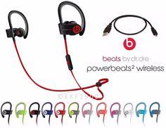 Apple Beats by Dr. Dre Powerbeats 2 Wireless Bluetooth Headphones  Accessories