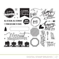 Cuppa Digital Card kit stamps at @studio_calico