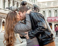Newlyweds (and newly pregnant) Jessa Duggar and Ben Seewald travel to Europe for their honeymoon on April 19 Kids and Counting -- read the recap Duggar Pregnant, Newly Pregnant, Duggar Sisters, Duggar Family Blog, Duggar Wedding, Dugger Family, 19 Kids And Counting, Bates Family, Expecting Baby